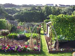 garden old days